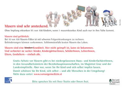 Masern In Steirischen Schulen Rohrbach An Der Lafnitz Ris
